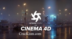 Octane Render 4 Crack Full Torrent (macOS) Download