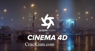 Octane Render 4 Crack + Torrent (MAC) Free Download