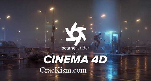 Octane Render 4 Crack + Torrent (MAC) Free Download