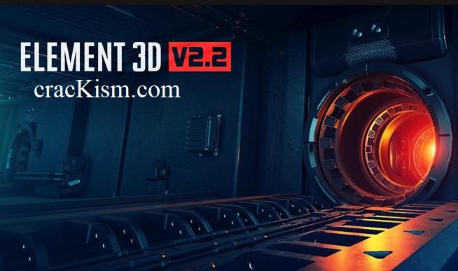 Element 3D v2.2.2 Crack + Keygen (MAC Patch) Free Download