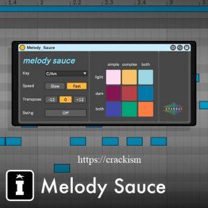 Melody Sauce VST Crack + Torrent (MAC/WIN) Full Download