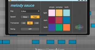 Melody Sauce VST Crack + Torrent (MAC/WIN) Full Download