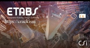 ETABS 2020 Crack 18.1.1 Full + Keygen (Latest) Free Download
