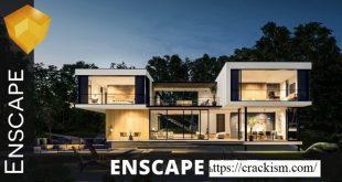 Enscape 3D 2.8.0 Crack Sketchup (2D & 3D) Full License Key Download