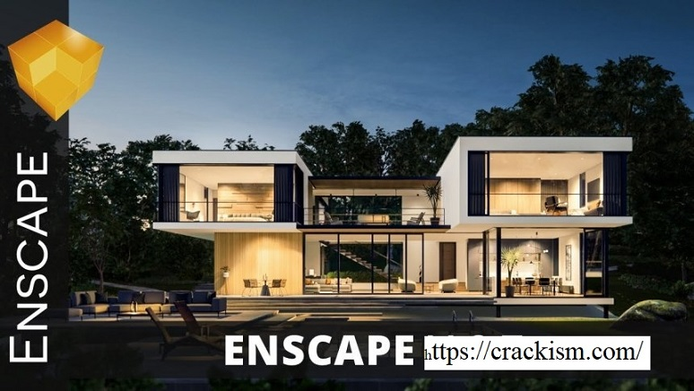 Enscape 3D 2.8.0 Crack Sketchup (2D & 3D) Full License Key Download