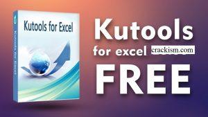 Kutools for Excel 25.00 Crack + License Key (2021) Full Version