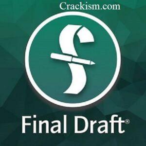 Final Draft 12.0.1 Crack Key + Torrent (Latest) Free Download