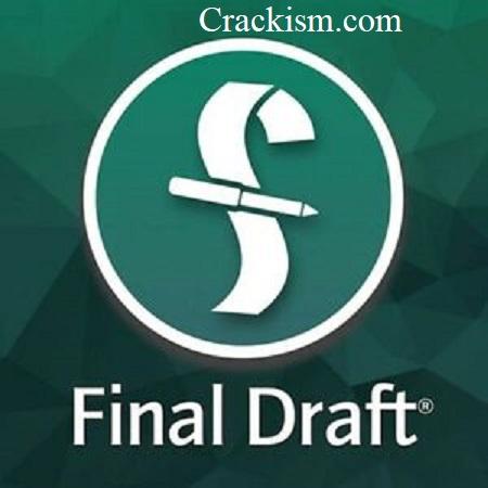Final Draft 11.1.2 Crack + Full Keygen Free 2020 {Win+Mac}