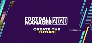 Football Manager 2020 Crack + Torrent (MAC) Full PC Download