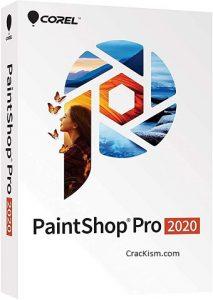 Corel PaintShop Pro 2020 Crack Ultimate - Keygen Free Download