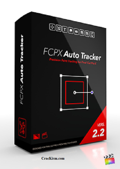 FCPX Auto Tracker 2.2 Crack + Torrent (MAC) Free Download