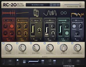RC-20 Retro Color 1.1.1.2 Crack + License Key (Torrent) Download