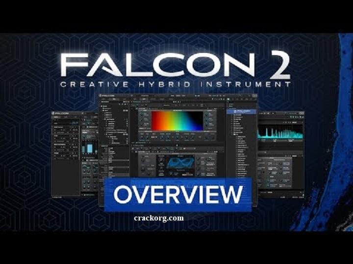 UVI Falcon 2020 Crack VST + Torrent (MAC) Free Download