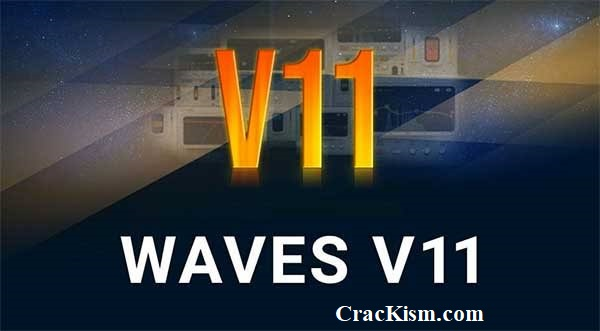 Waves v11 Complete Crack VST Torrent (Win+Mac) Full Download