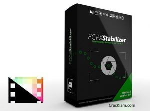 FCPX Stabilizer 2.0 Crack MAC - Torrent (2020) Free Download