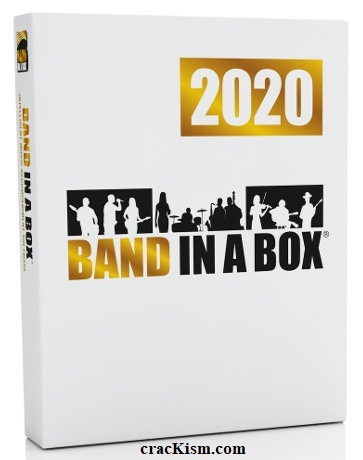 Band in a Box 2020 Crack + Torrent (MAC) Download Full Version