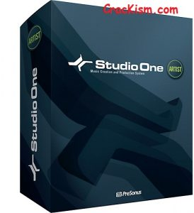 PreSonus Studio One 5.1.0 Crack + Torrent For (macOS) Download