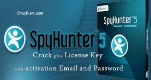 SpyHunter 5 Crack + License Key (Torrent) Free Download