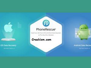 PhoneRescue 6.4.1 Crack + Activation Code Latest & (Updated)