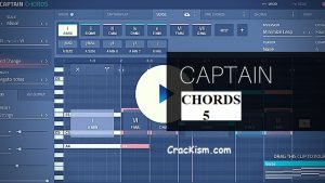 Captain Chords 5.1 Crack VST + Torrent (Win/Mac) Full Version