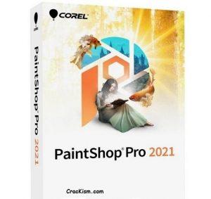 Corel PaintShop Pro 2021 v23.1.0.27 Crack + Serial Key Download