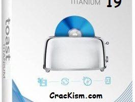 Toast Titanium 19 Crack Mac + Product Key (PRO) Download