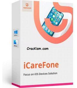 Tenorshare iCareFone 7.5.0.12 Crack + Registration Code (macOS)
