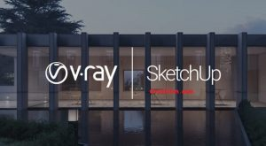 VRay 5.00.03 Crack Sketchup + License Key (100% Working)
