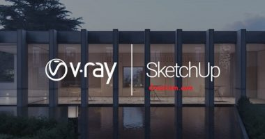 VRay 5.00.03 Crack For SketchUp (2D/3D) With License Key